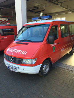 Mercedes Sprinter, Bj. 1999